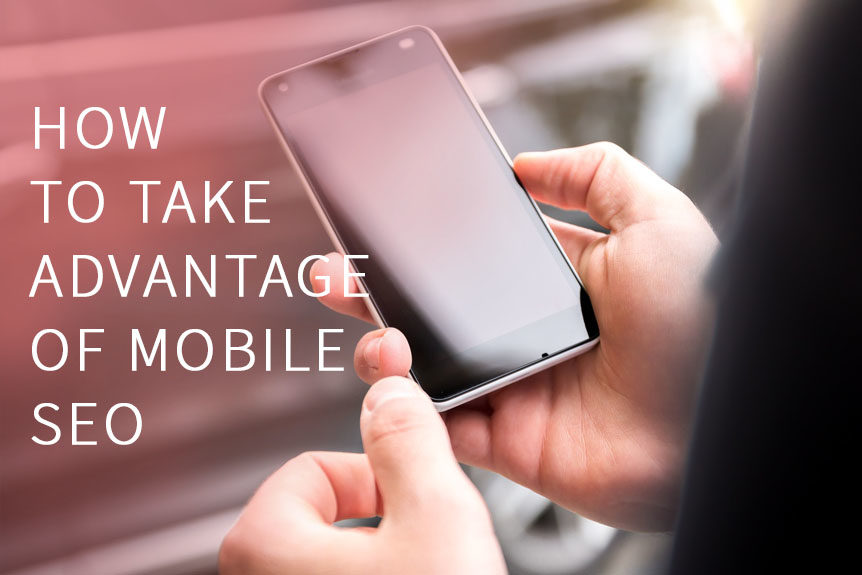 Mobile optimisation SEO